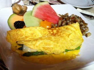 Omelette of the Day: Asparagus