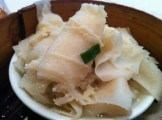 Tripe With Ginger and Shallots