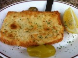 Saganaki - Fried Cheese