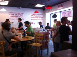 Five Guys Burgers and Fries Montreal