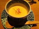 Corn Chawanmushi - Fresh corn egg custard