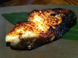 Gindara Saikyo Yaki - Grilled Black Cod marinated with saikyo miso
