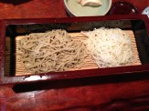 Soba 2 Ways: Outer Buckwheat Shell, Middle