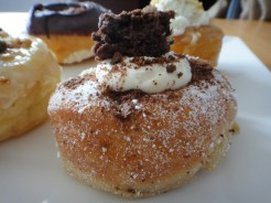 Bailey's Cream Donut