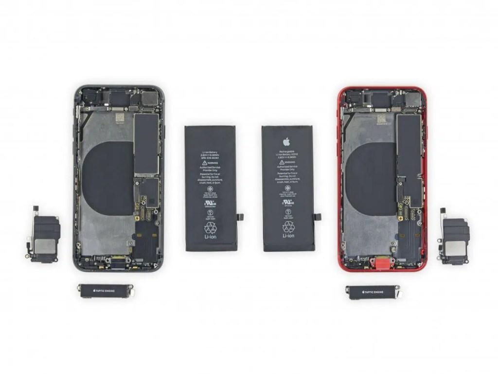 Iphone SE 2020 vs Iphone 8