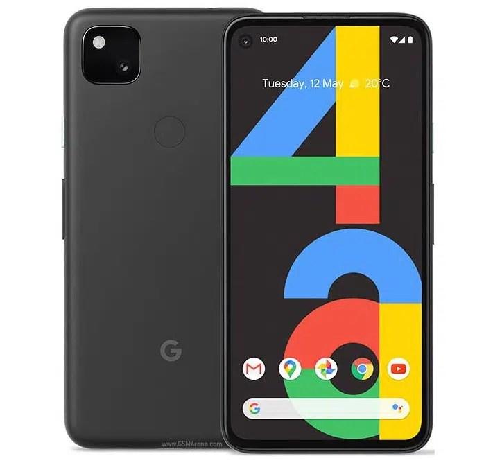 google pixel 4a prva