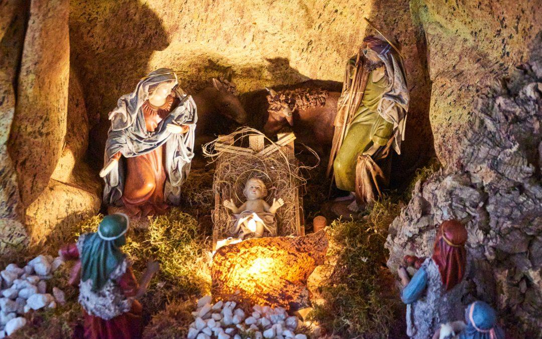 El Ángel de la Navidad de don Luka