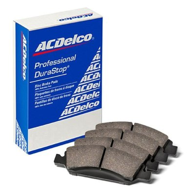ACDelco 17D1367CH Ceramic Front Disc Brake Pad Review