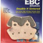 EBC Brakes FA409HH Disc Brake Pad Set Review