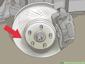 How do I know if my brake pads are worn out?