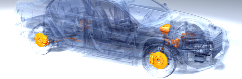 Automobile Brake System