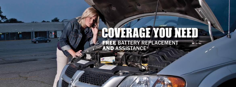 battery assistance program