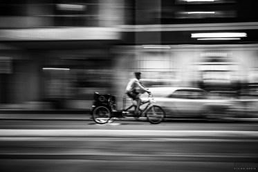 PediCab Speed Driver San Diego