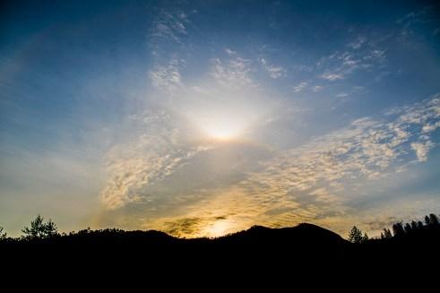 Big Sur Sunrise Prism