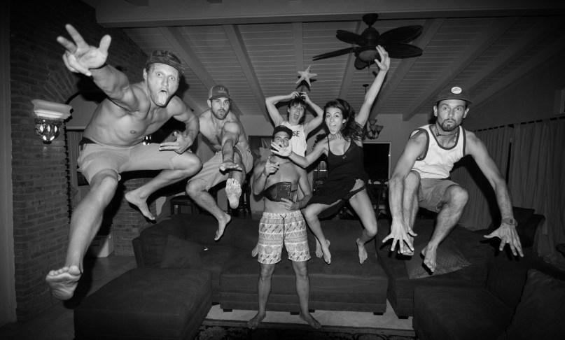 Baja Party House