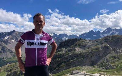 Fietsweek in de Alpen