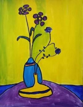 Purple Flowers1 t