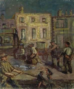 Spencer Gore 1906