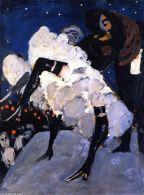 Auguste Chabaud Circa 1907