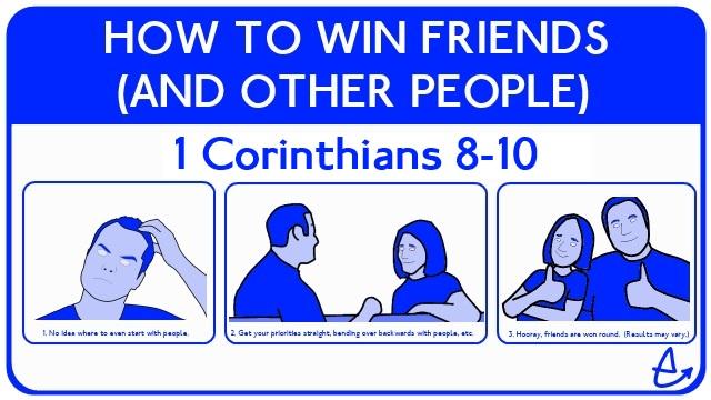 1 Corinthians 8-10