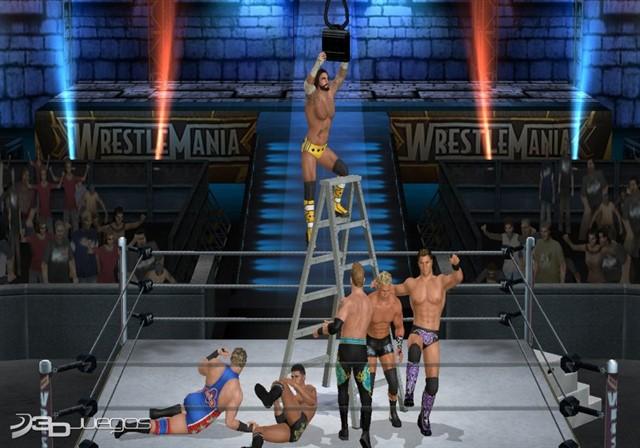 تحميل لعبة المصارعة 2005 للكمبيوتر برابط واحد وسريع Wwe