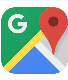 """تحميل تطبيق """"Google Maps"""" للايفون مجانا"""