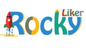 تحميل تطبيق روكي لايكر rocky liker مجانا