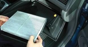 الفترة الزمنية لتغير فلتر مكيف السيارة