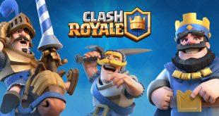 تحميل لعبة clash royale مجانا