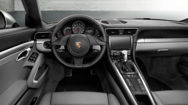 بورش 2017 911 porsche