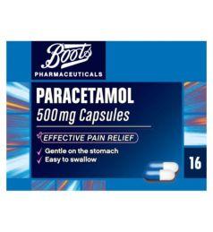 Boots Paracetamol