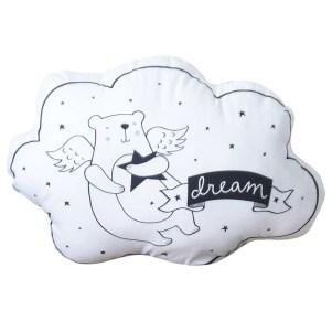 www.thismodernlife.co.uk Cupid Bear Cushion