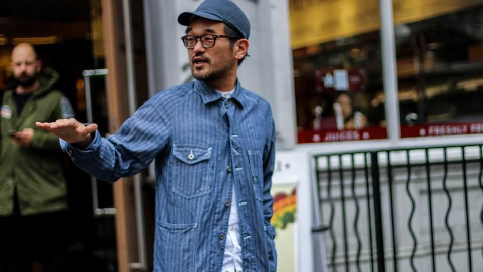 Мужская летняя шляпа