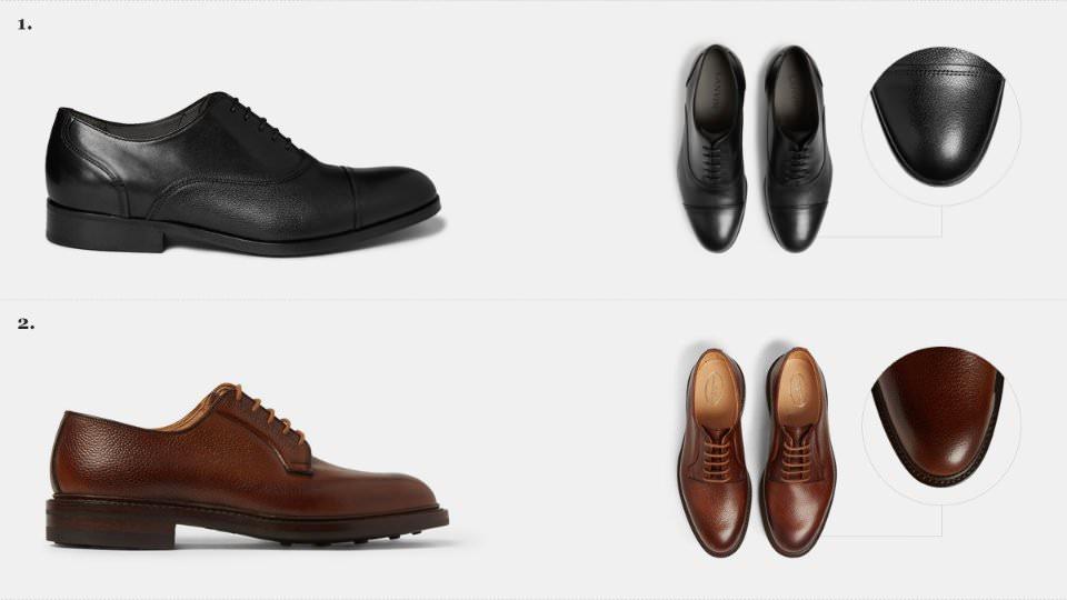 Как выбрать мужскую обувь под костюм