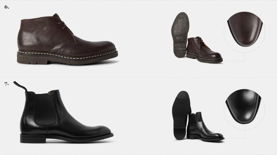 Обувь под костюм