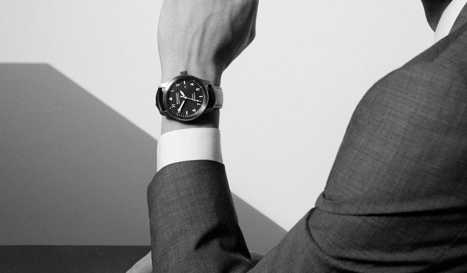 Часы под костюм