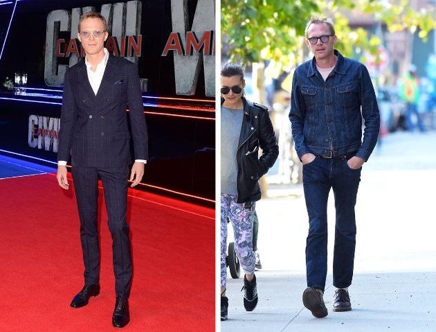 Как одеться высокому мужчине?