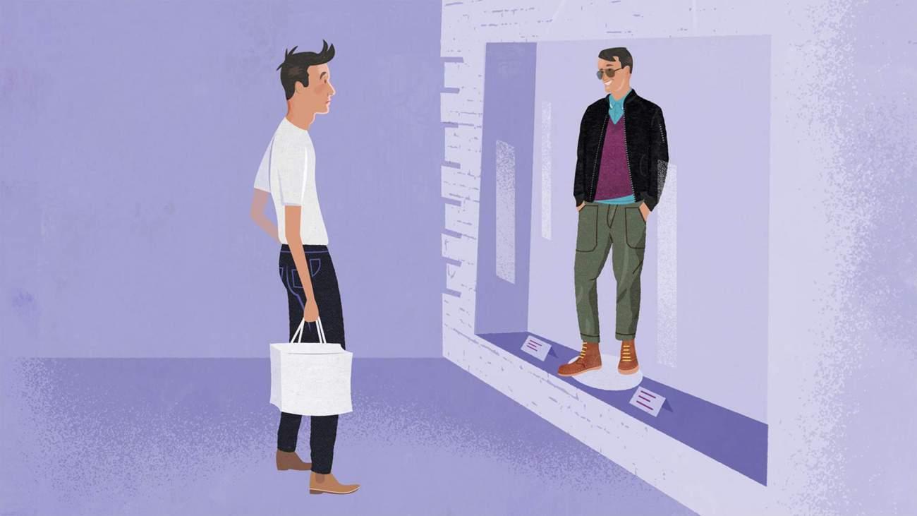 как одеваться парню худощавого телосложения