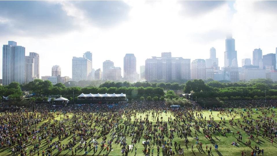 Летний рок фестиваль