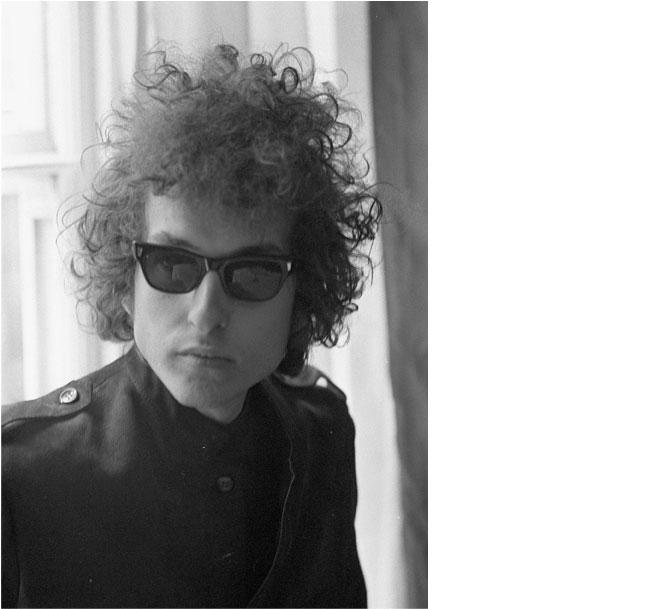 Певец Боб Дилан