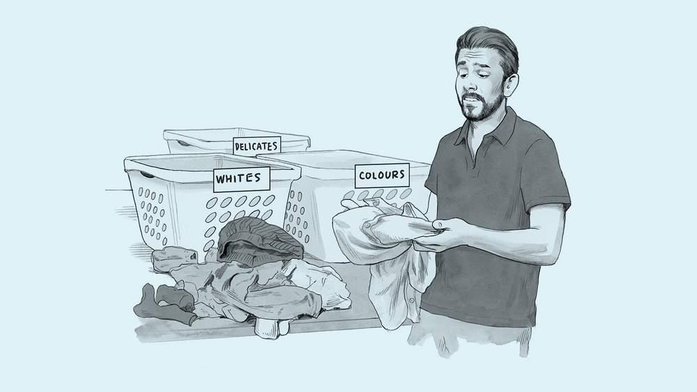 основные правила ухода за одеждой