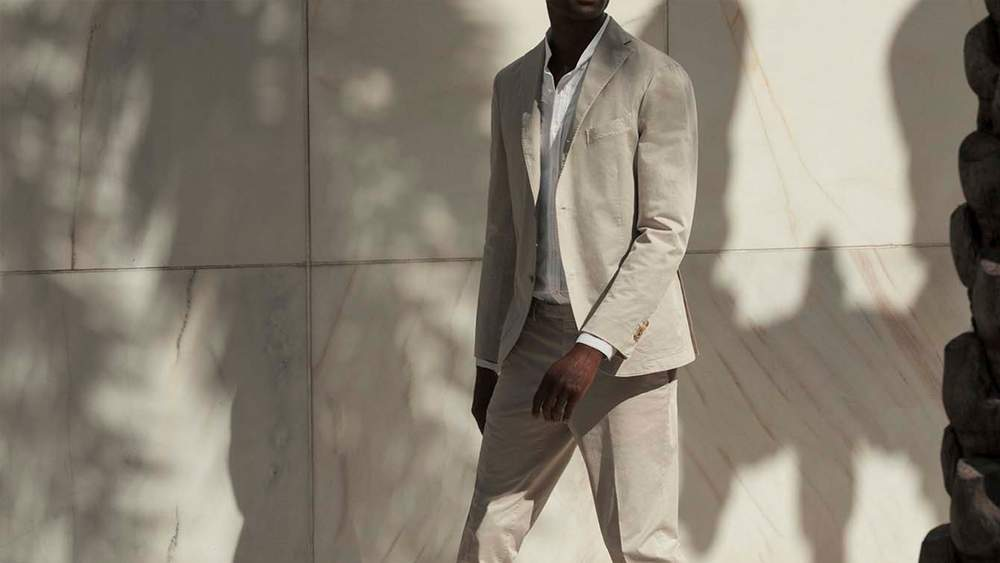 как стильно одеваться мужчине летом