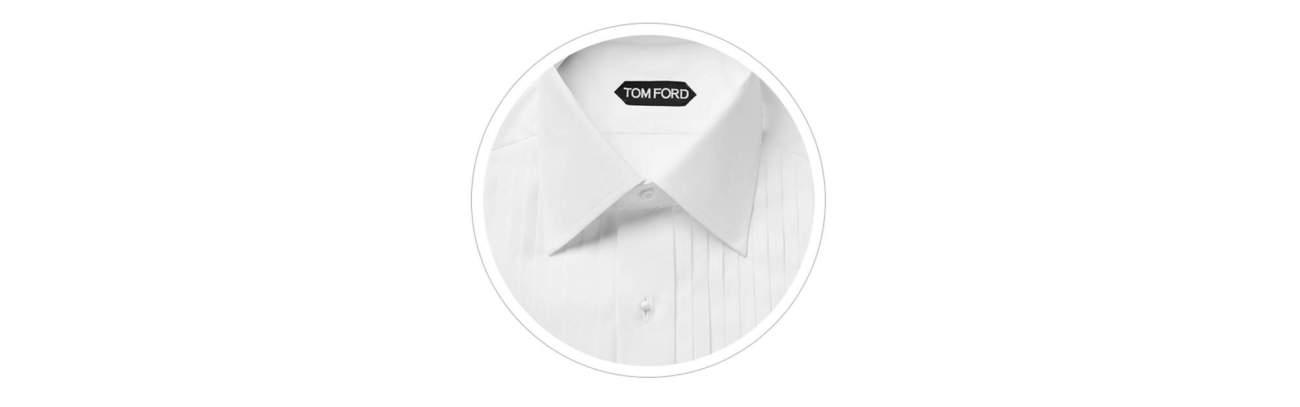 крылатый воротник мужской рубашки