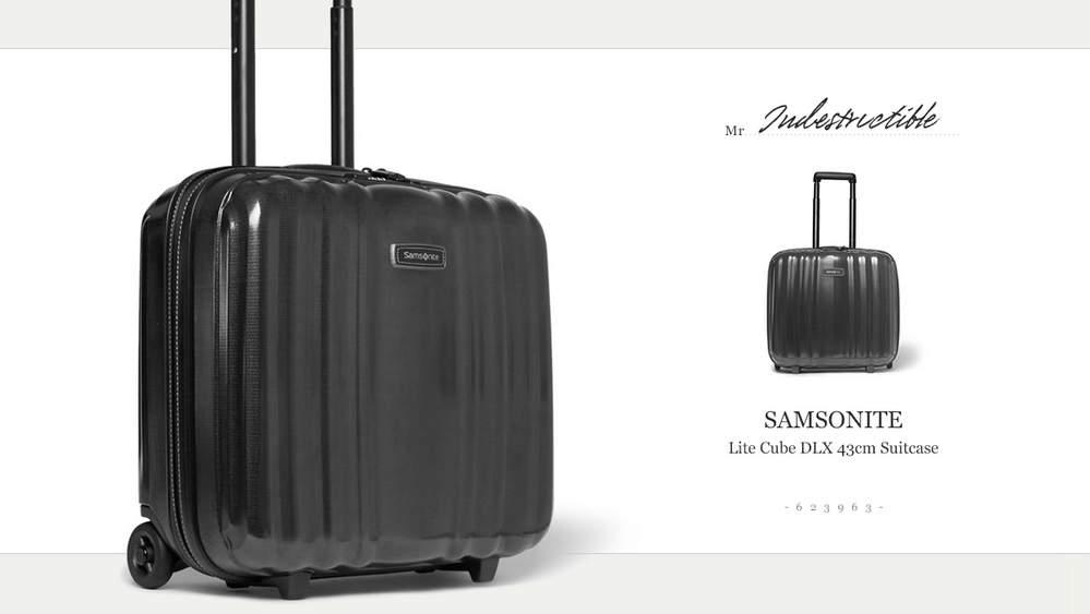 Ударопрочный чемодан