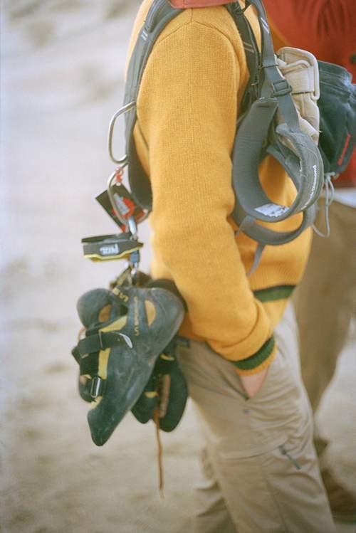 Снаряжение для альпинизма