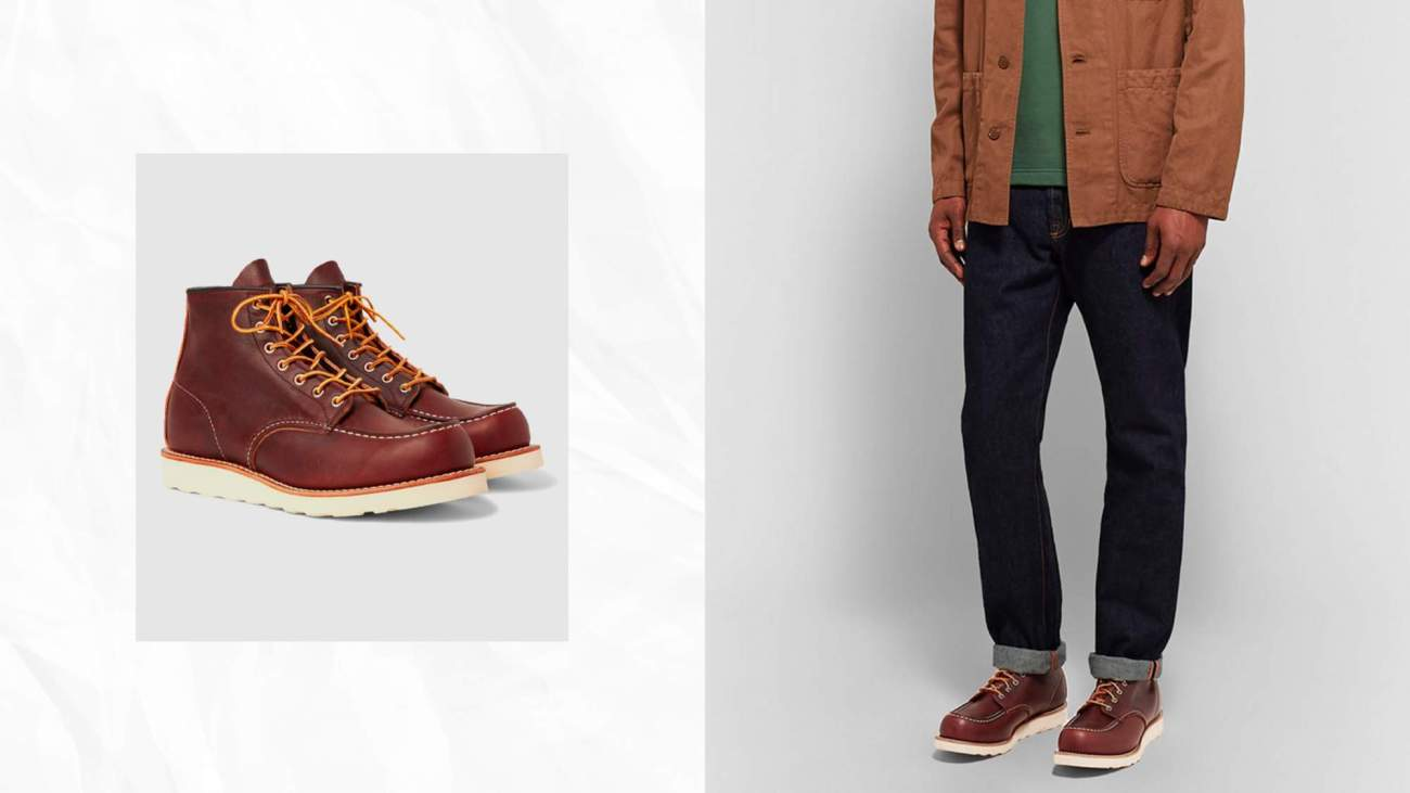 бренд red wing shoes