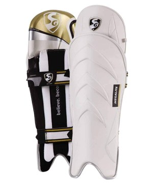 Wicket Keeping Leg Guards - Megalite