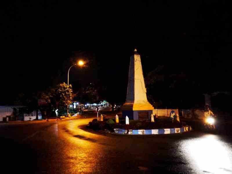 Hamilton Monument