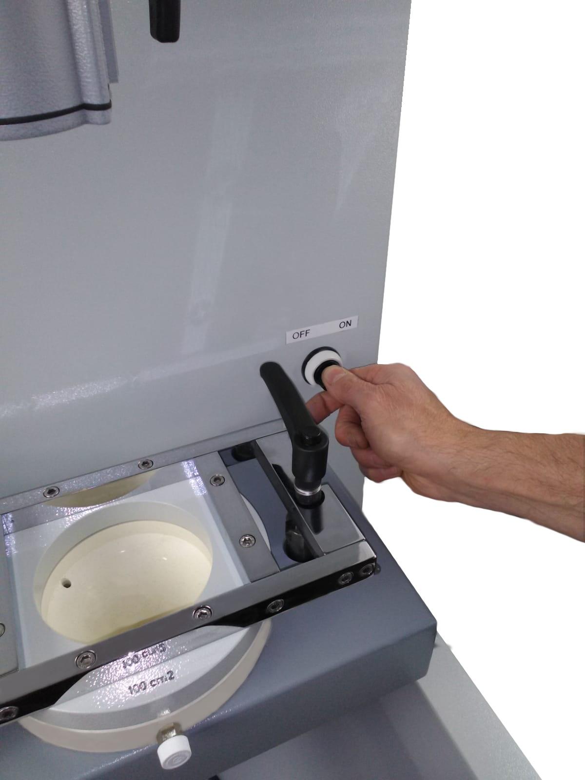 pneumatic-sample-clamping