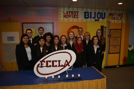FCCLA Students AM